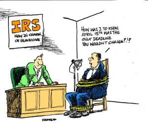 IRS and Healthcare